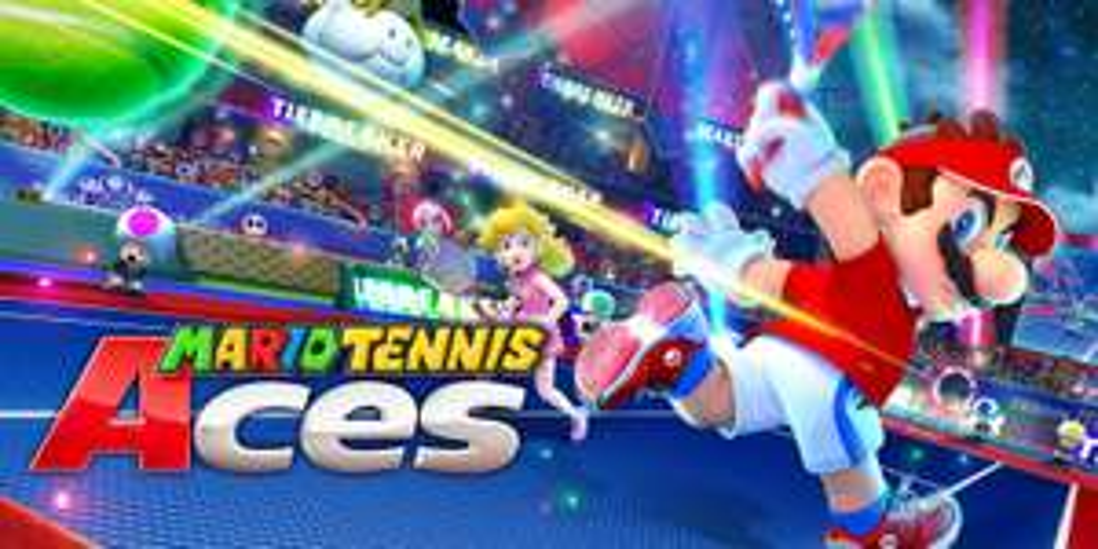 Mario Tennis Aces - £33.29 @ Nintendo eShop