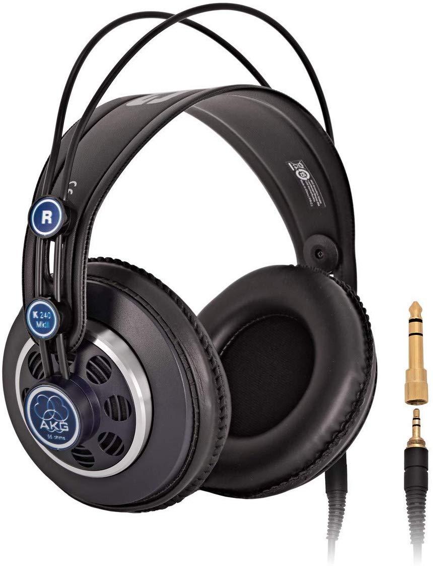 AKG K240 MKII Pro Studio Headphones £48.80 inc delivery @ Amazon UK