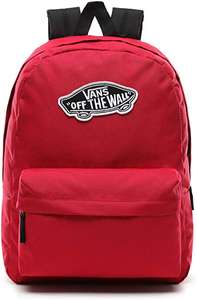 Vans Realm Backpack now £15 (Prime) £19.49 (non Prime) at Amazon