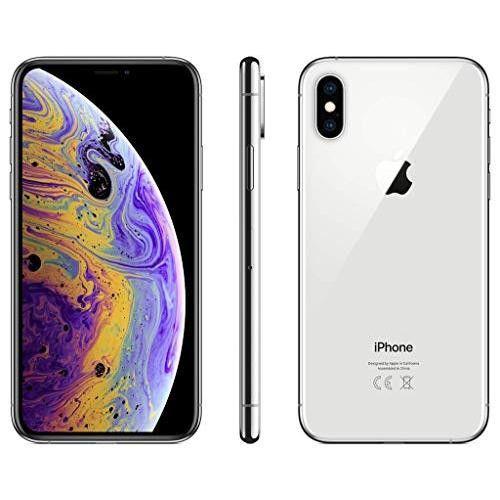 Apple iPhone XS 256GB Silver Renewed Grade Good Condition Smartphone £429.95 @ Buyur