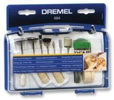 Dremel 684 Cleaning and Polishing Kit, Accessory Set with 20 Accessories for Rotary Multi Tool £10.99 (Prime) £15.48 (Non-Prime) @ Amazon
