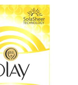 Olay Complete Lightweight 3in1 Moisturiser Day Fluid SPF15 normal/oily 100ml £2 @ Boots