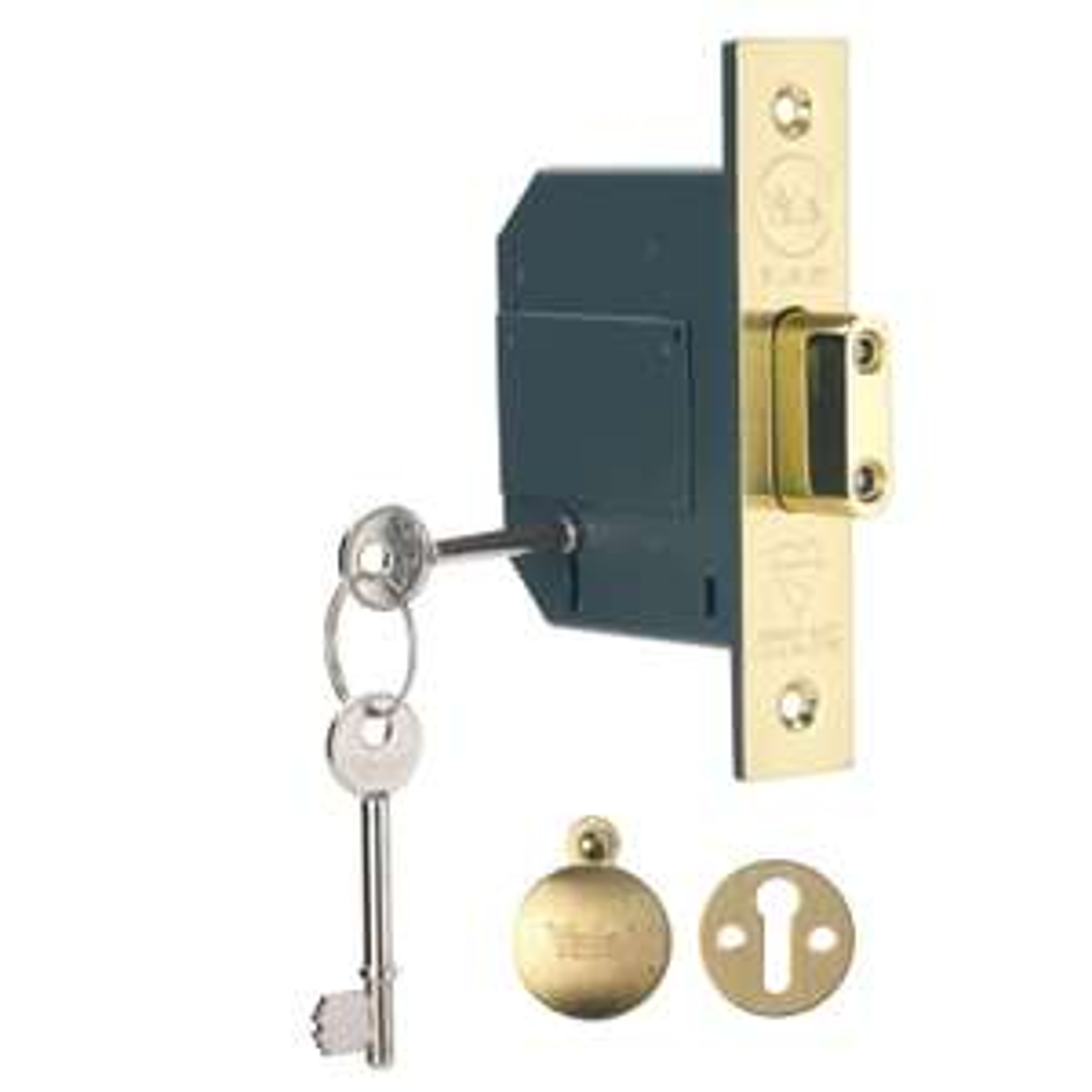 Yale PM562 British Standard BS3621 5 Lever Door Lock , Now £4 ( keyholes,doorknobs,sashlocks,deadlocks ) @ Homebase ( Free Click & Collect )