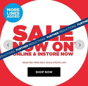 Free delivery before midnight at JD sports more lines added to sale brand like Nike Adidas