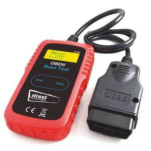 Car Engine Diagnostics Reader £13.49 + £4.99 delivered @ Easylife group