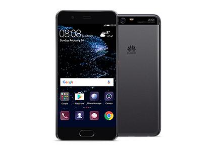 "Huawei P10 Refurbished Like New Unlocked, 5.1"", 4/64GB Graphite Black Kirin 960 12/20MP 3200mAh £89 + £10 Top Up/New Members @ giffgaff Shop"