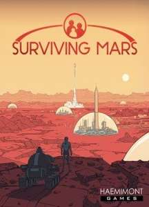 [Steam] Surviving Mars (PC) - £2.86 @ Instant Gaming