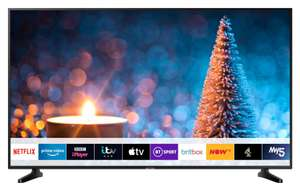 "Samsung UE55RU7020 55"" Smart 4K Ultra HD TV with HDR10+ and Apple TV + 6 Years Warranty for £379 @ Richer Sounds (instore)"