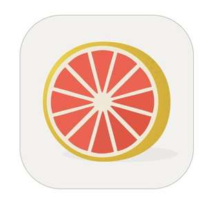 Grapefruit Journal - Daily mental health journal was £4.79 now free for a limited time in the Google play store