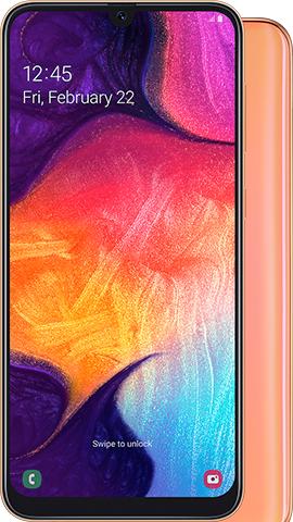 Samsung Galaxy A50 on O2 10gb data, unlimited txts / mins £24pm (£9.50pm after cashback) @ MPD
