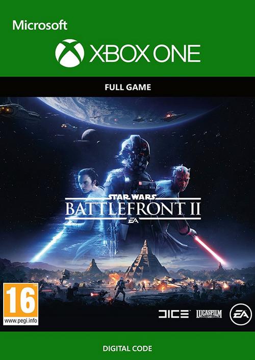 Star Wars Battlefront 2 - Download code - XBox One £8.99 @ CDKeys