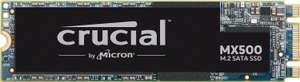 Crucial MX500 1TB 3D NAND M.2 Type 2280 Internal SSD + 5 Year Warranty - £88.54 delivered @ Amazon UK