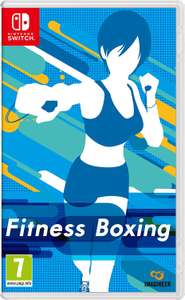 Fitness Boxing for Switch £32.07 at Amazon