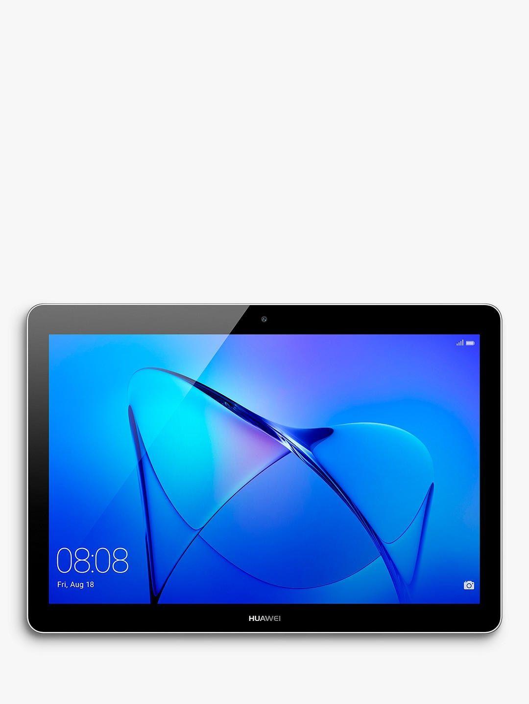 "Huawei MediaPad T3 10 Tablet, Android, Qualcomm MSM8917, 2GB RAM, 16GB eMMC, 9.6"", Grey £89.99 @ John Lewis & Partners"