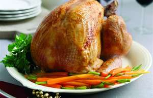 Turkeys reduced to £6.99 instore at Farm Foods