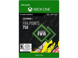 FIFA 20 Ultimate Team 750 Points at ShopTo for £5.85
