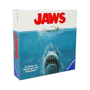 Jaws Board Game £26.26 delivered @ Zatu (with code)