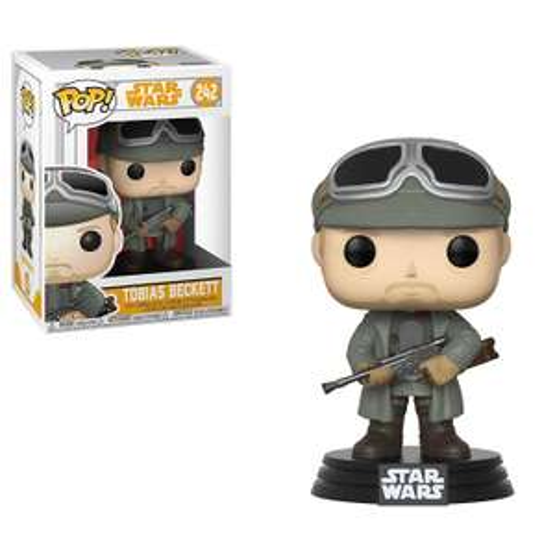 Funko Pop Star Wars Solo 26979 Tobias Beckett £2.57 @ Amazon - Add on item (£20 spend needed)