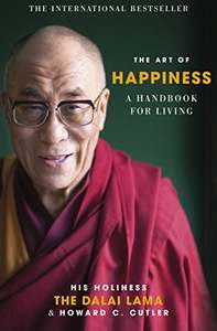 The Art of Happiness: A Handbook for Living @ Amazon - Kindle eBook @ 99p