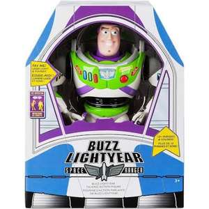 Buzz Lightyear Space Ranger Signature Collection at Very for £59.98 + free Click and Collect