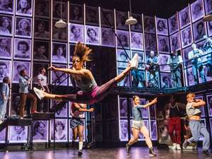 Fame the musical at Wembley Troubador for £3.50