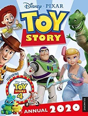 Toy story 2020 Annual £1.99 @ Amazon Prime (£2.99 p&p non Prime)