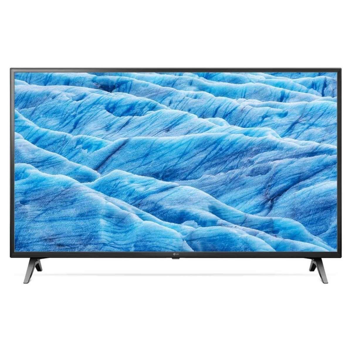 "LG 55UM7100PLB 55"" 4K Ultra HD Smart HDR LED TV £379 @ Hughes"