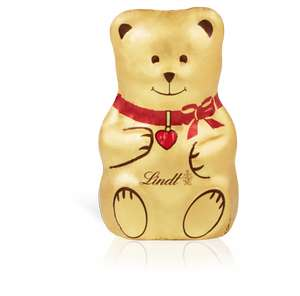Lindt mini gold bears 4p in Sainsbury's petrol station Sheffield