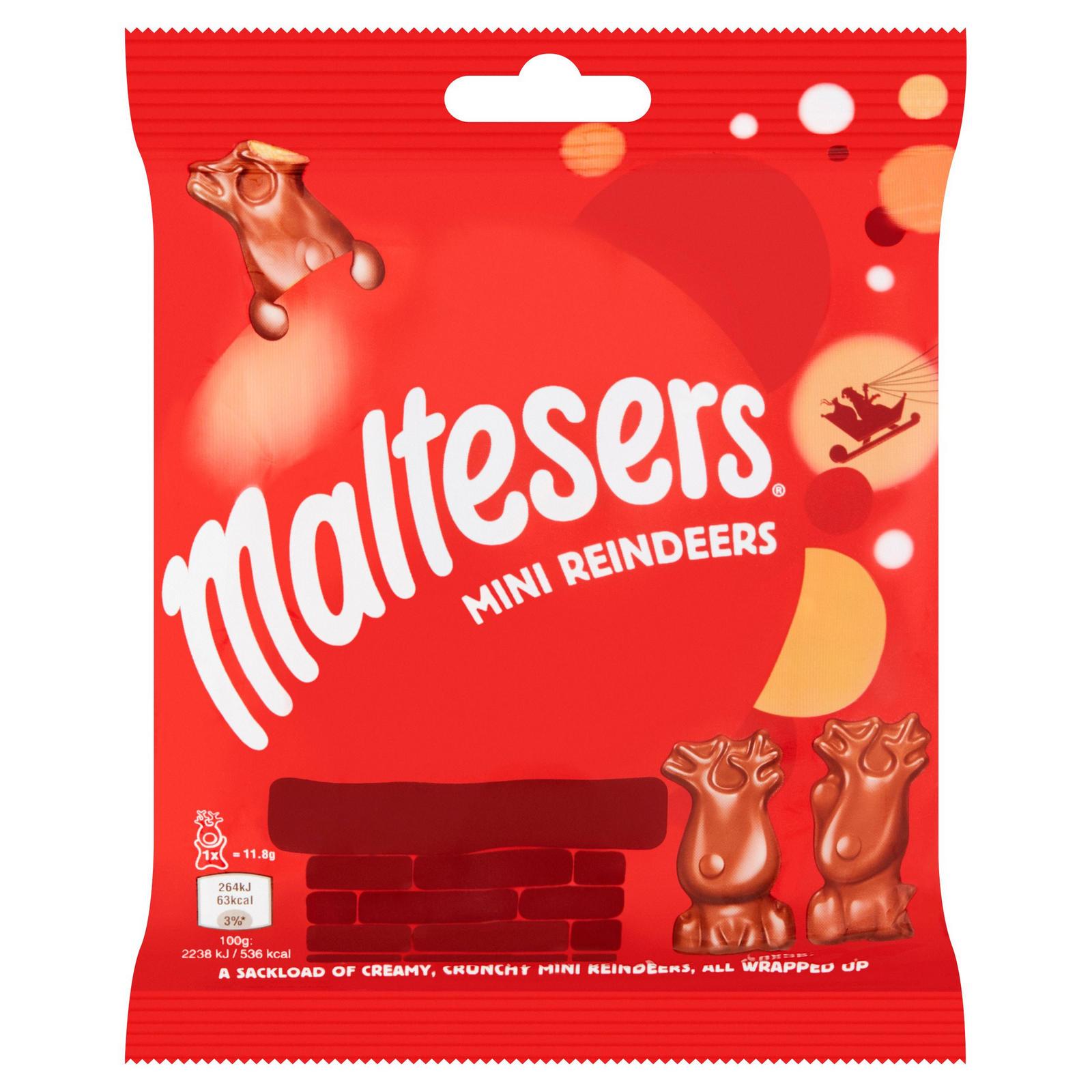 Malteser mini reindeer - 10p @ Sainsbury's petrol station Sheffield