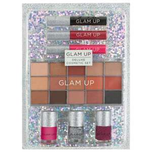 Glam Up Deluxe Cosmetic Set ( bought in Swinton ) £3 @ BM Bargains