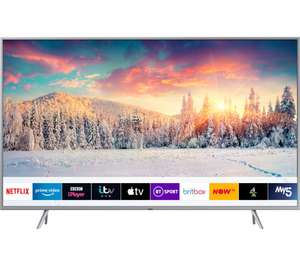 "SAMSUNG QE65Q67RATXXU 65"" Smart 4K Ultra HD HDR QLED TV with Bixby £899 with code at Currys"