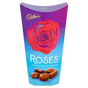 Roses 296g boxes - £2 instore @ Wickes Barking