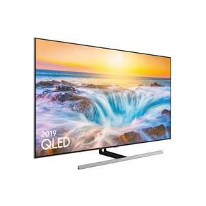 Samsung QE55Q85R 55 inch 4K Ultra HD HDR 1500 Smart QLED TV with Apple TV app - £979 using code @ Richer Sounds