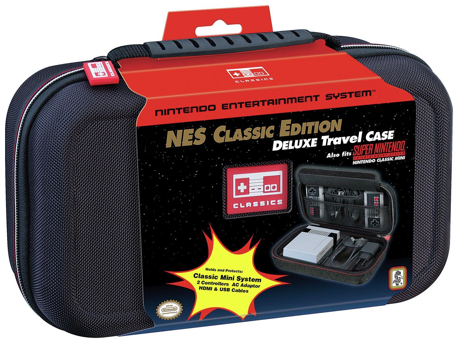 NES mini carry case - also fits mini snes - £8.99 + free Click and Collect @ Argos