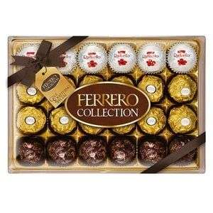 Ferrero rocher mixed chocolate box of 24 - £3.49 + free click and collect @ Superdrug