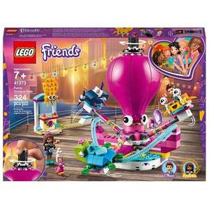 Lego 41373 Friends Funny Octopus Ride Fun Fair Playset Reduced To Clear £22.75 instore @ Tesco Kent