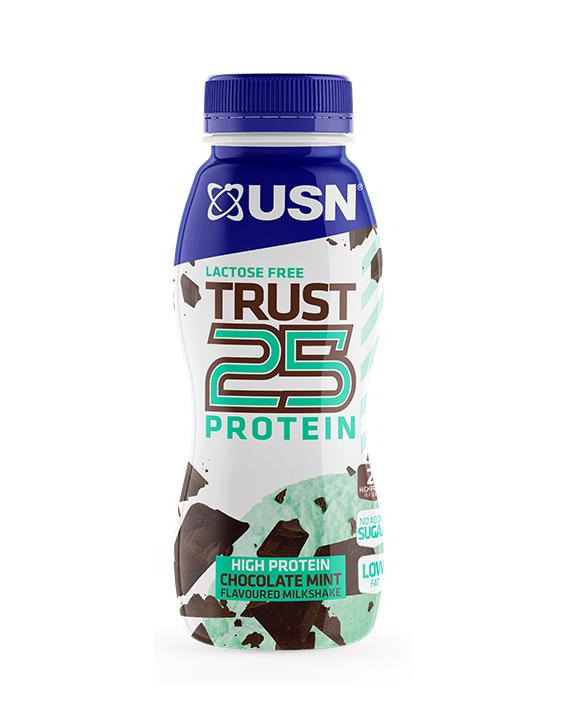 USN chocolate mint 50g protein drink - 69p instore @ Home Bargains Wythenshawe