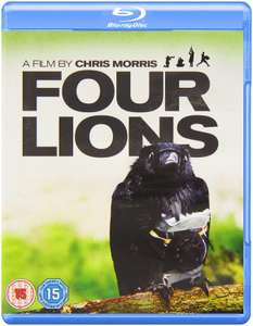 Four Lions [Blu-ray] now £6 Prime / + £2.99 non Prime at Amazon