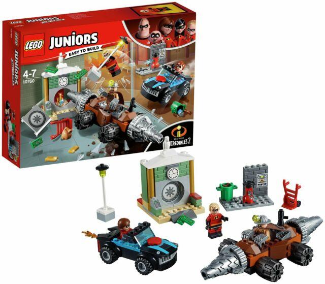 Lego Juniors 10760 Underminer Bank Heist £9.99 @ Home Bargains