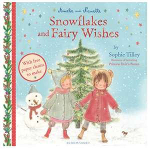 Children's Christmas books from 50p e.g. Snowflakes and Fairy Wishes by Sophie Tilley @ The Works (Free Click & Collect)