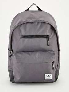 adidas Originals Classic Backpack Now £15 @ Size? Free Click & Collect or £3.99 Postage