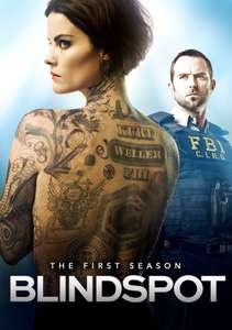 All 23 episodes of Blindspot Season 1 in HD to own £3.99 Amazon prime video
