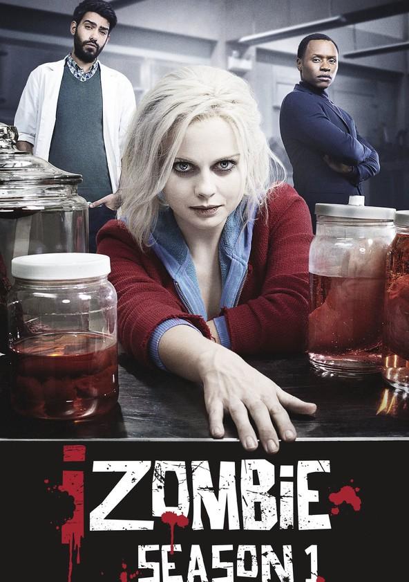 iZombie Season 1 in HD (13 episodes) to own £3.99 @ Google Play