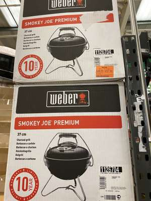 Weber smokey joe half price Bishops Stortford Homebase £27.50