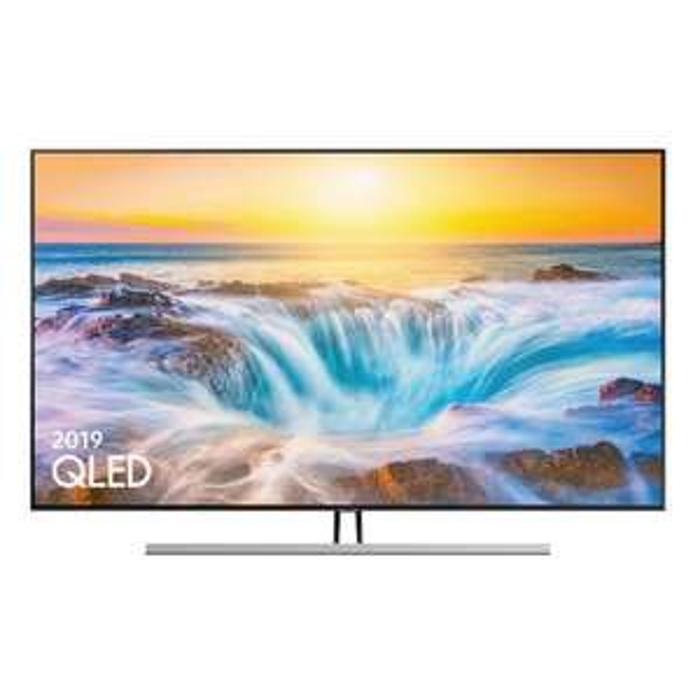 Samsung QE55Q85R 55 inch 4K Ultra HD HDR 1500 Smart QLED TV with Apple TV & Q60R soundbar £1450 (£1050 after cashback) @ Richer Sounds