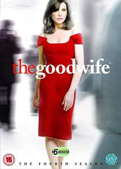 The Good Wife Season 4 (DVD) £2.99 + £2.99 NP @ Amazon