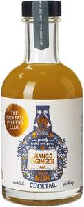 12 x 200 ml The Cocktail Pickers Club Mango and Ginger Spiced Rum Cocktail £5.99 + £4.49 NP @ Amazon