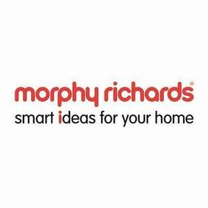 30% Off Morphy Richards with code