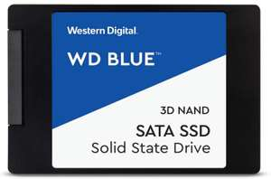WD Blue 3D NAND Internal SSD 2.5 Inch SATA - 4 TB £354.99 @ Amazon (Prime Exclusive)