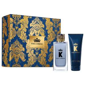 Dolce & Gabbana K Eau De Toilette 50ml Gift Set £23.37 / 100ml Gift Set £44.62 (With Code) @ Fabled By Marie Claire- Free Delivery